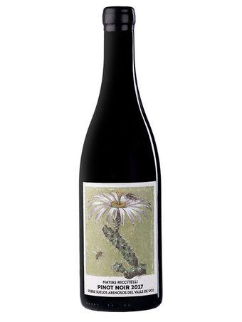 Vinho Riccitelli Valle De Uco Pinot Noir 750ml