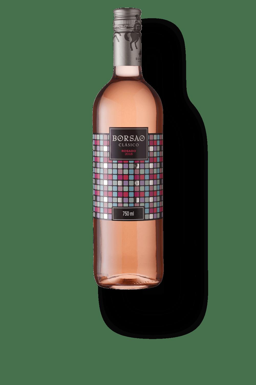 Vinho Rose Borsao Clásico Rosado 750ml