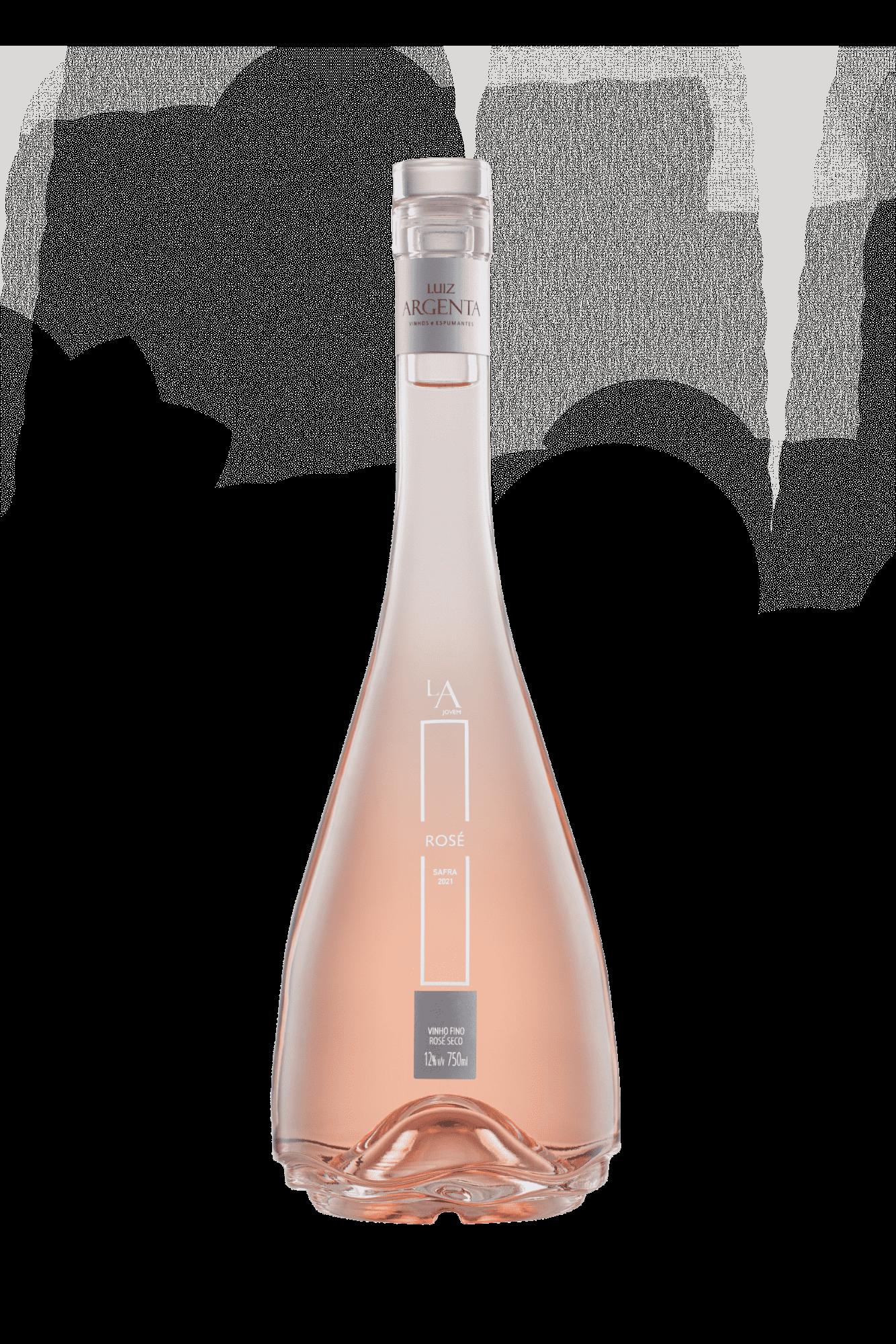 Vinho Rosé La Jovem 750ml