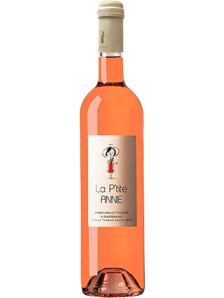 Vinho Rose La P'tite Annie 750ml