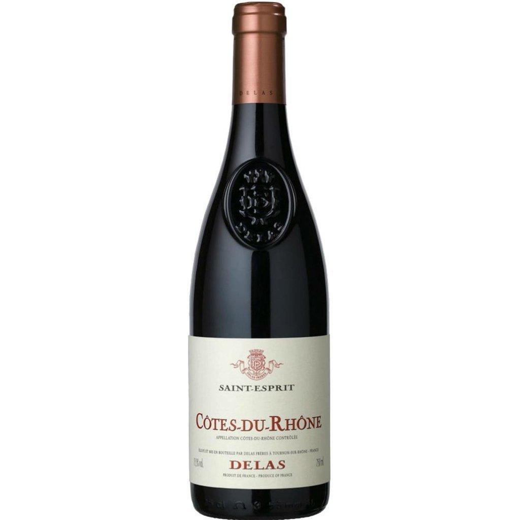 Vinho Saint Esprit Cotes Du Rhone Delas 750ml
