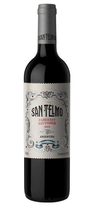 Vinho San Telmo Cabernet Sauvignon Tinto 750ml