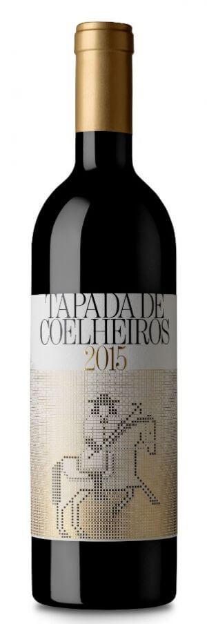 Vinho Tinto Tapada De Coelheiros 2015 750ml