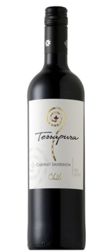 Vinho Terrapura Cabernet Sauvignon 750ml