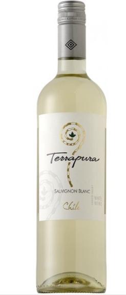 Vinho Terrapura Sauvignon Blanc 750ml