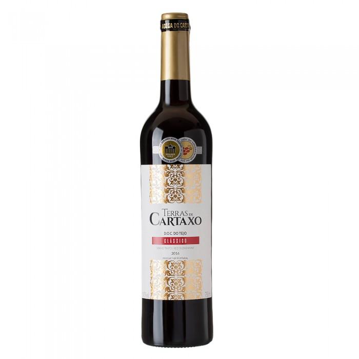 Vinho Terras de Cartaxo Ribatejo DOC 750ml