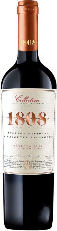 Vinho Tinto 1808 Collection Reserva Tinto Reg. 750ml