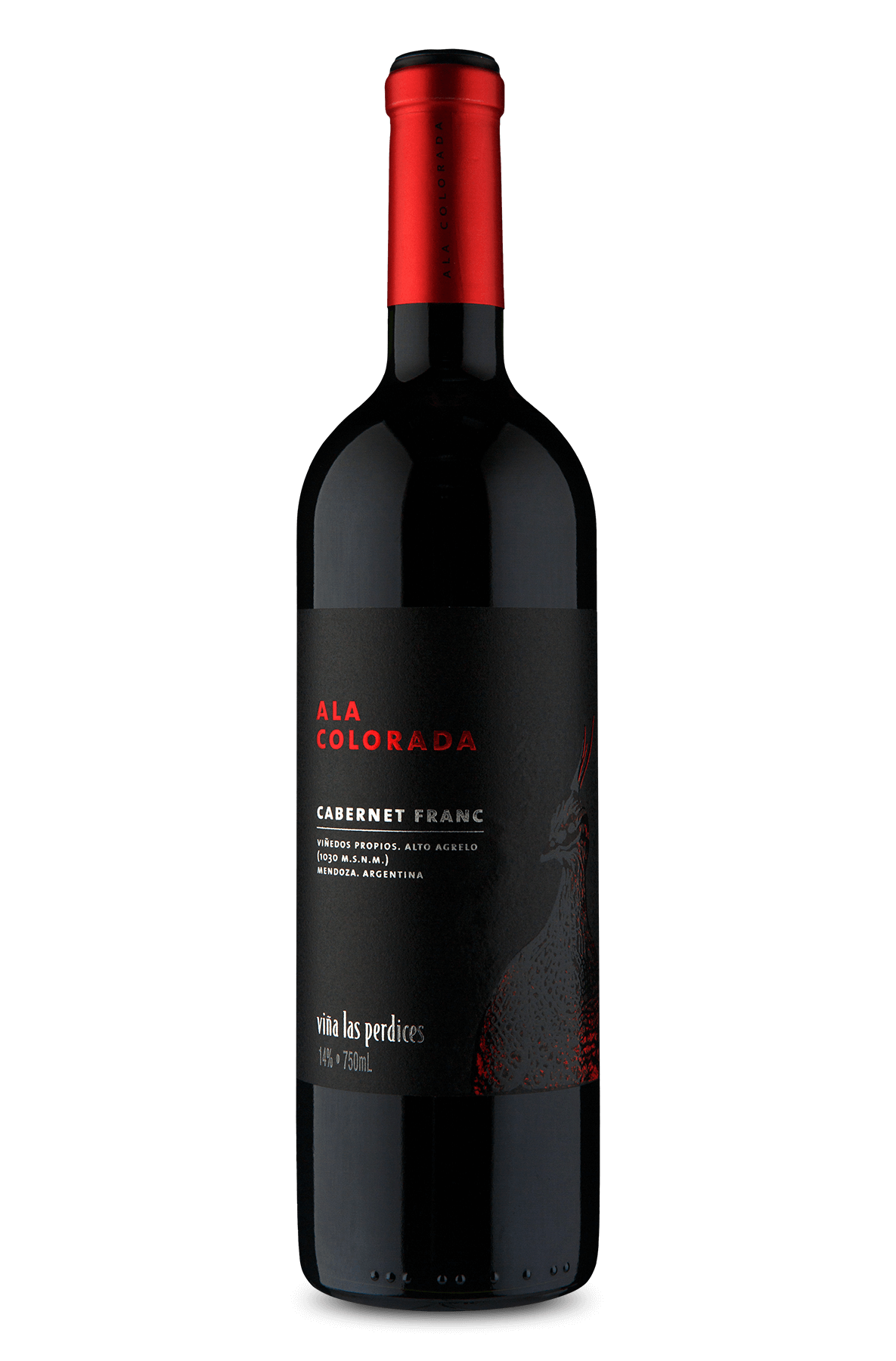 Vinho Tinto Ala Colorado Cabernet Franc 750ml