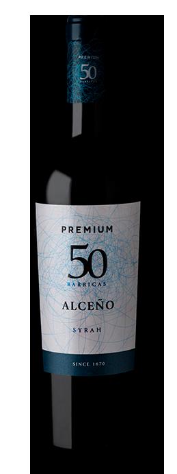 Vinho Tinto Alceno Premium 50 Syrah 750ml