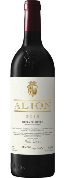 Vinho Tinto Vega Sicilia Alion 2015 750ml