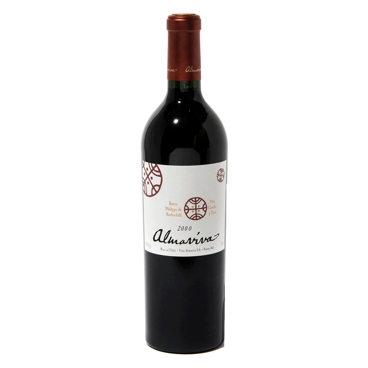 Vinho Tinto Almaviva 2000 750ml