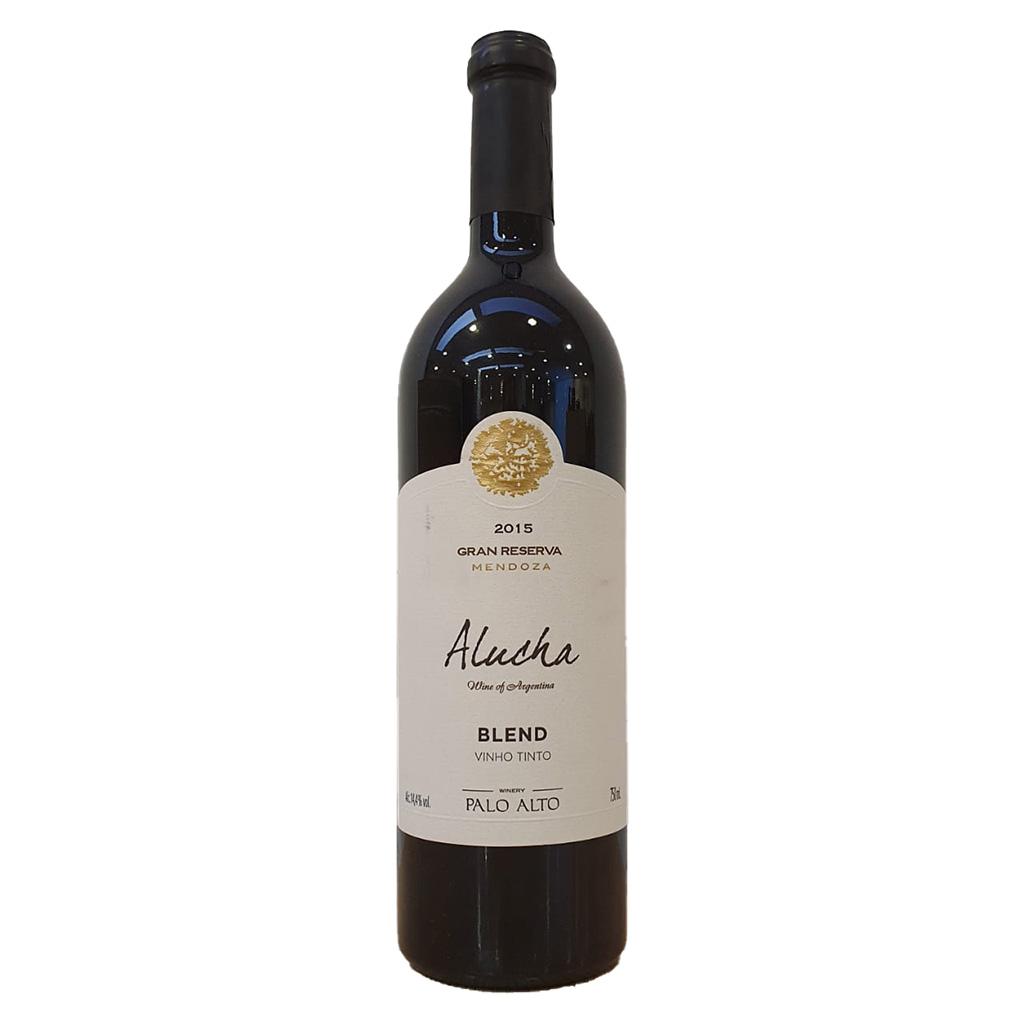 Vinho Tinto Alucha Gran Reserva 750ml