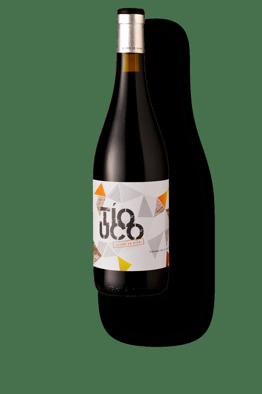 Vinho Tinto Alvar de Dios Tio Uco 750ml