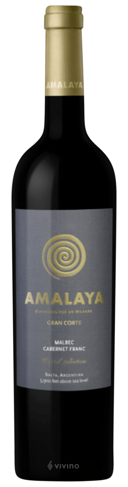 Vinho Tinto Amalaya Gran Corte 750ml