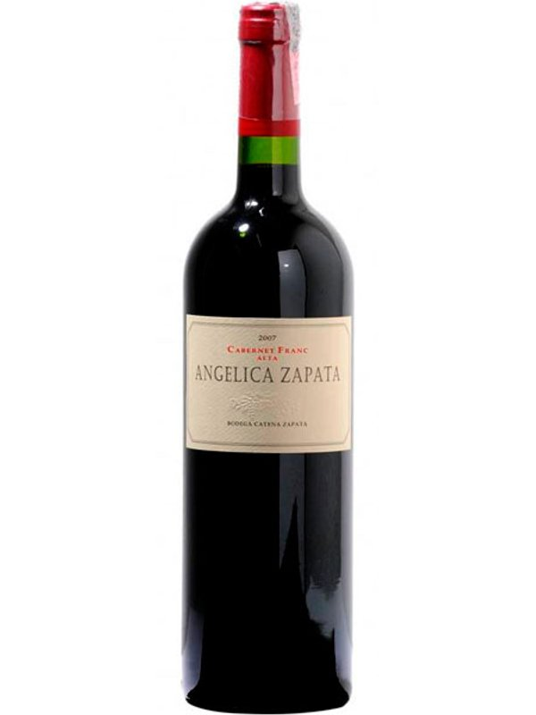 Vinho Tinto Angelica Zapata Cabernet Franc 750ml