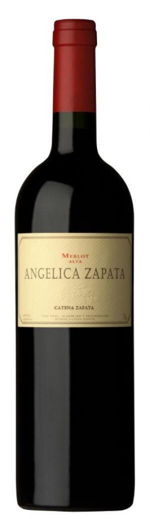 Vinho Tinto Angelica Zapata Merlot 750ml