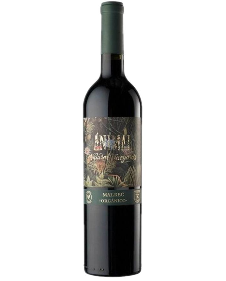 Vinho Tinto Animal Malbec 2019 750ml