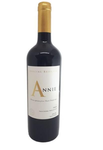 Vinho Tinto Annie Special Reserve Syrah 750ml