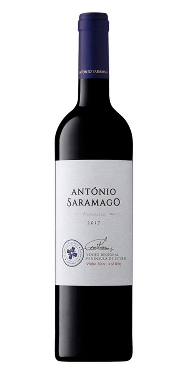 Vinho Tinto António Saramago 2018 750ml