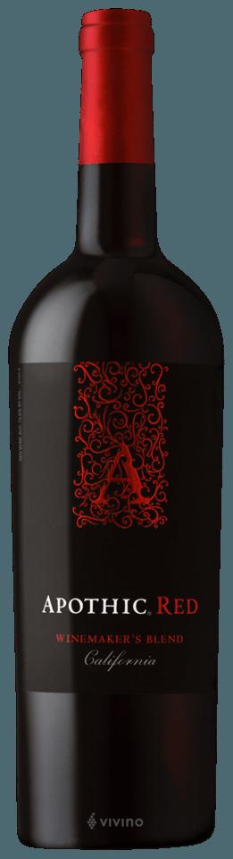 Vinho Tinto Apothic Red Winemaker's 750ml
