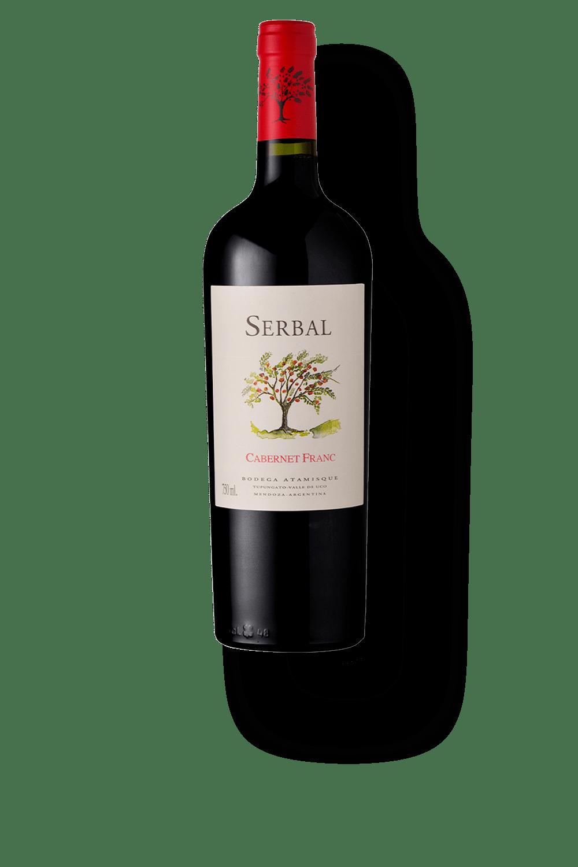 Vinho Tinto Atamisque Serbal Cabernet Franc 750ml