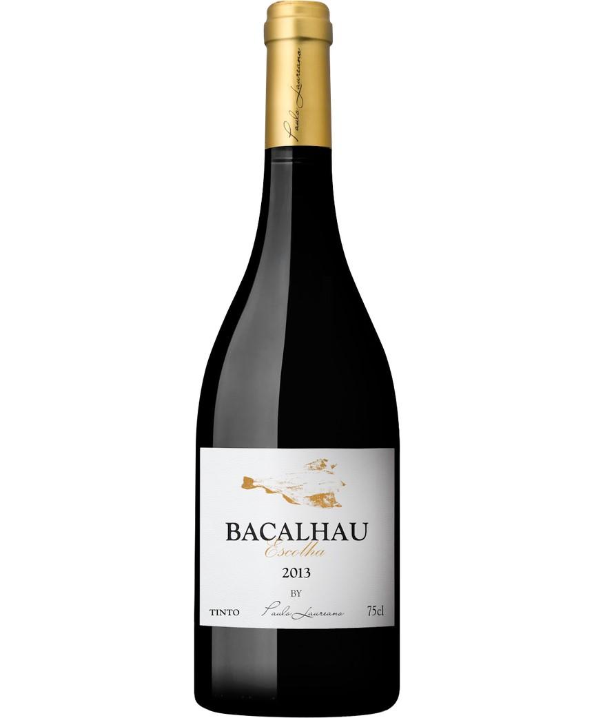 Vinho Tinto Bacalhau Paulo Laureano 750 ml