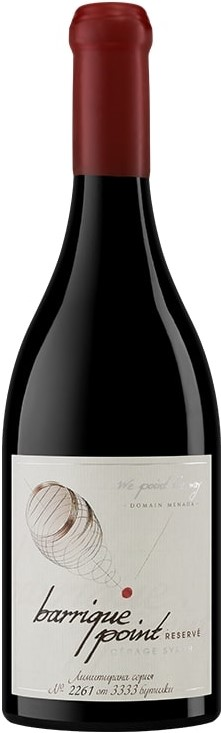 Vinho Tinto Barrique Point Limited Edition 750ml