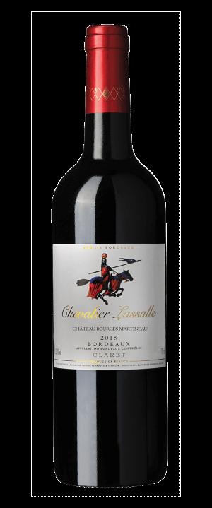 Vinho Tinto Bordeaux Chevalier Lassalle 2016 750ml