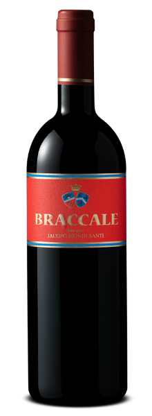 Vinho Tinto Braccale IGT Toscana 750 ml