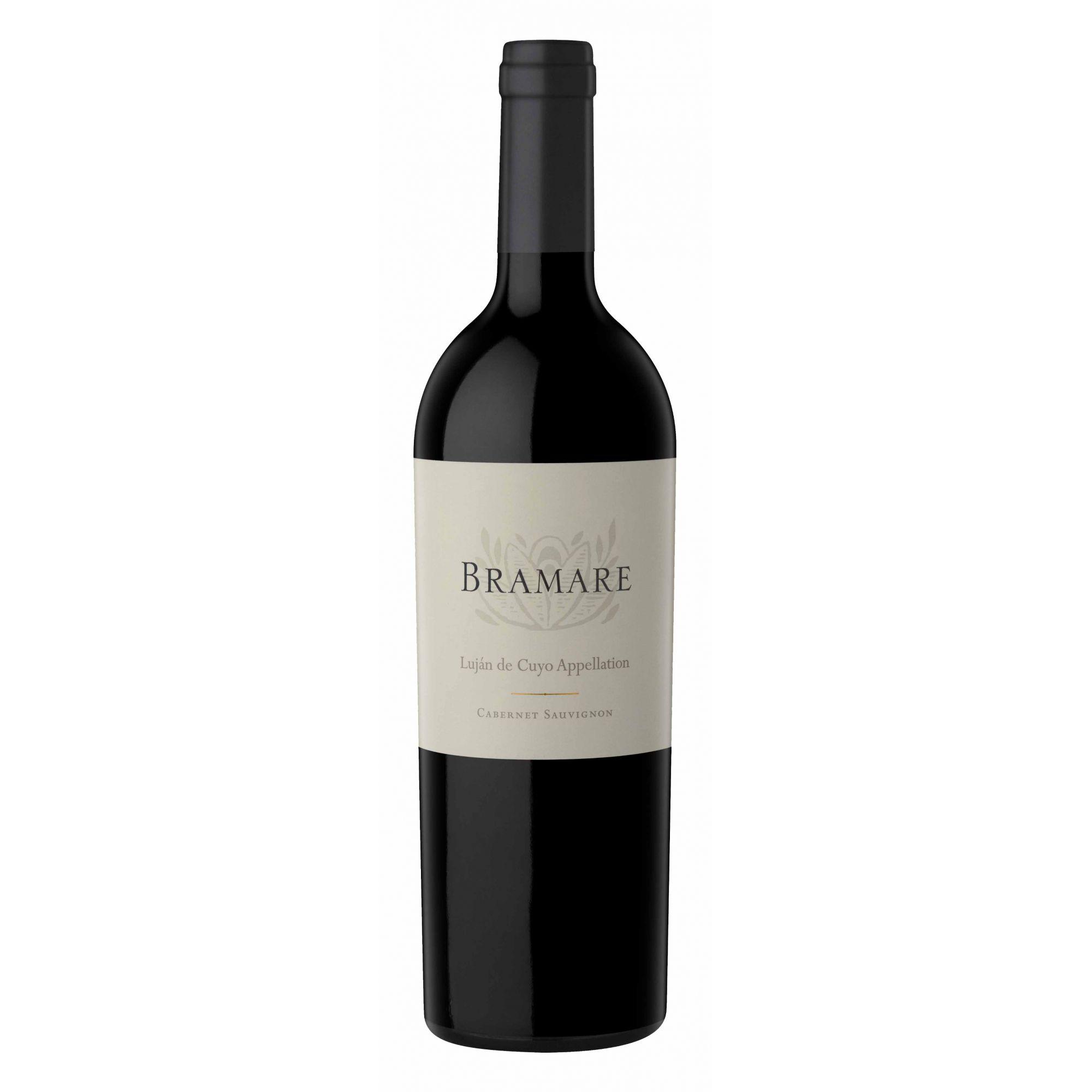 Vinho Tinto Bramare Cabernet Sauvignon 2017 1,5L