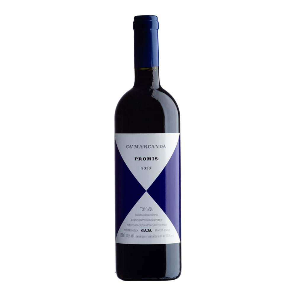 Vinho Tinto Ca'marcanda Promis Toscana 750ml