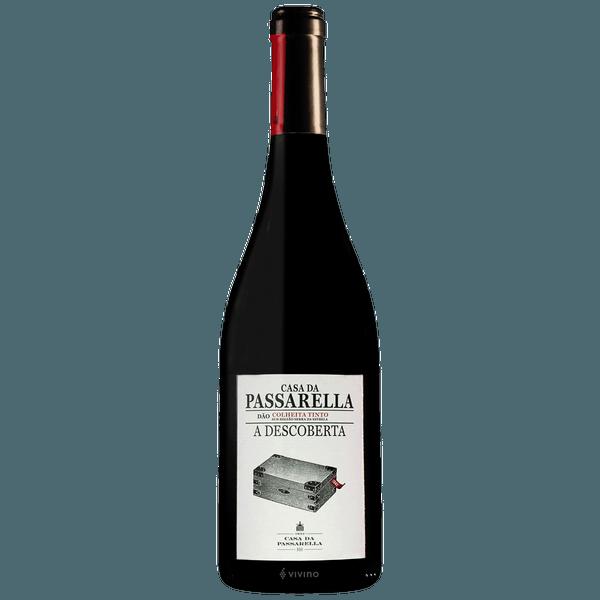 Vinho Tinto Casa da Passarella A Descoberta 750ml