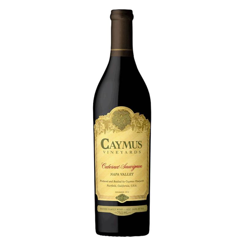 Vinho Tinto Caymus Napa Valley Cabernet Sauvignon 2017 750ml