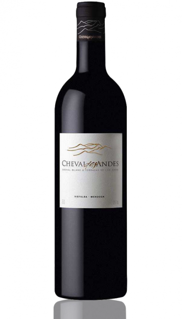 Vinho Tinto Cheval des Andes 750ml