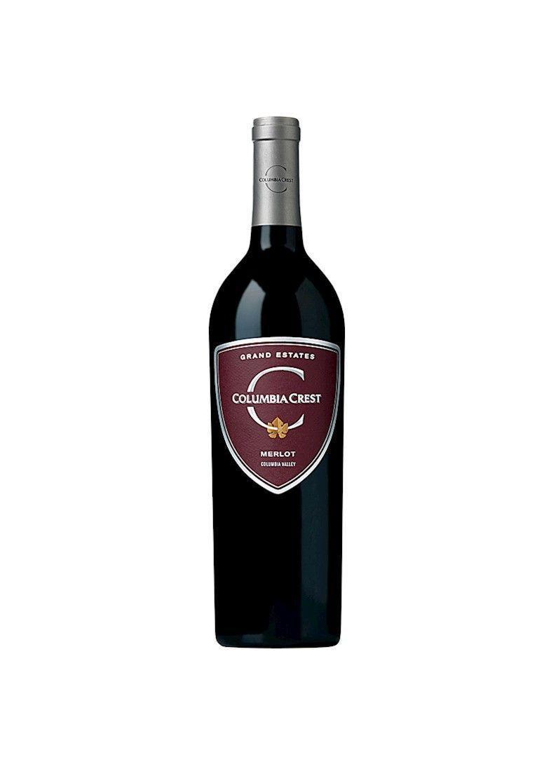 Vinho Tinto Columbia Crest Grand Estates Merlot 750ml