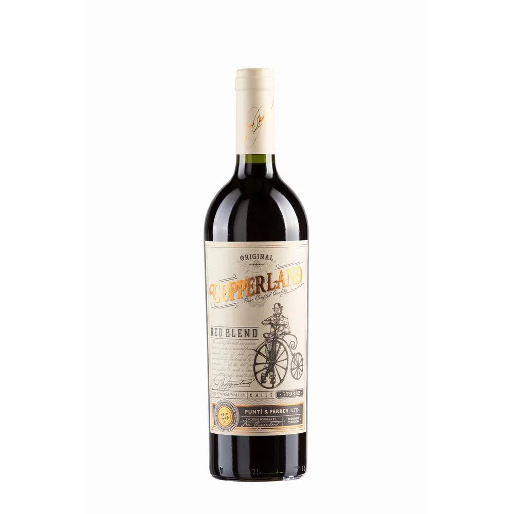 Vinho Tinto Copperland Red Blend 750ml