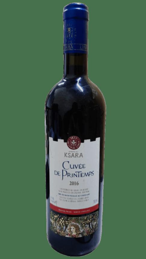Vinho Tinto Cuvee De Printemps 750ml