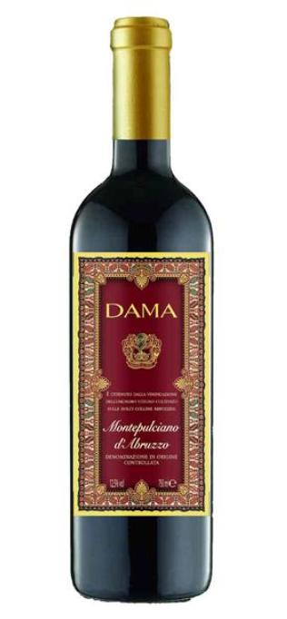Vinho Tinto Dama Montepulciano D'Abruzzo 750ml