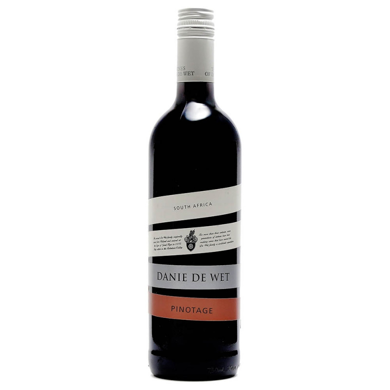 Vinho Tinto Danie de Wet Pinotage 750ml