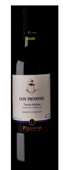 Vinho Tinto Don Prospero Tannat Malbec 750ml