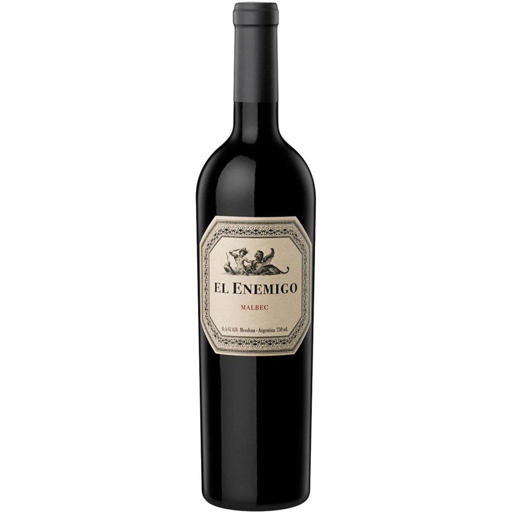 Vinho Tinto El Enemigo Malbec 750ml