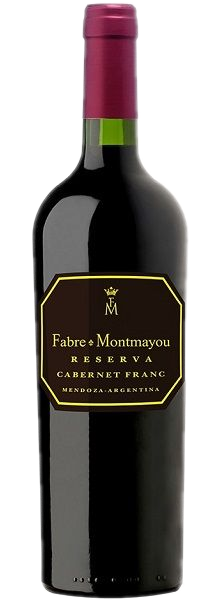 Vinho Tinto Fabre Montmayou Cabernet Franc 750ml