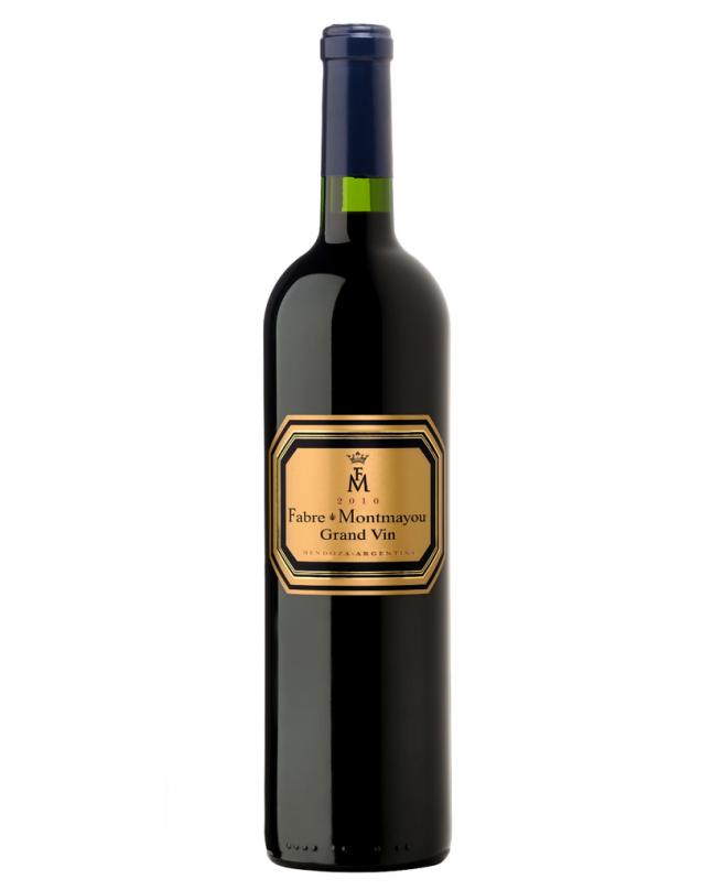 Vinho Tinto Fabre Montmayou Mendonza Grand Vin 750ml