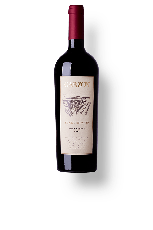 Vinho Tinto Garzón Single Vineyard Petit Verdot 750ml