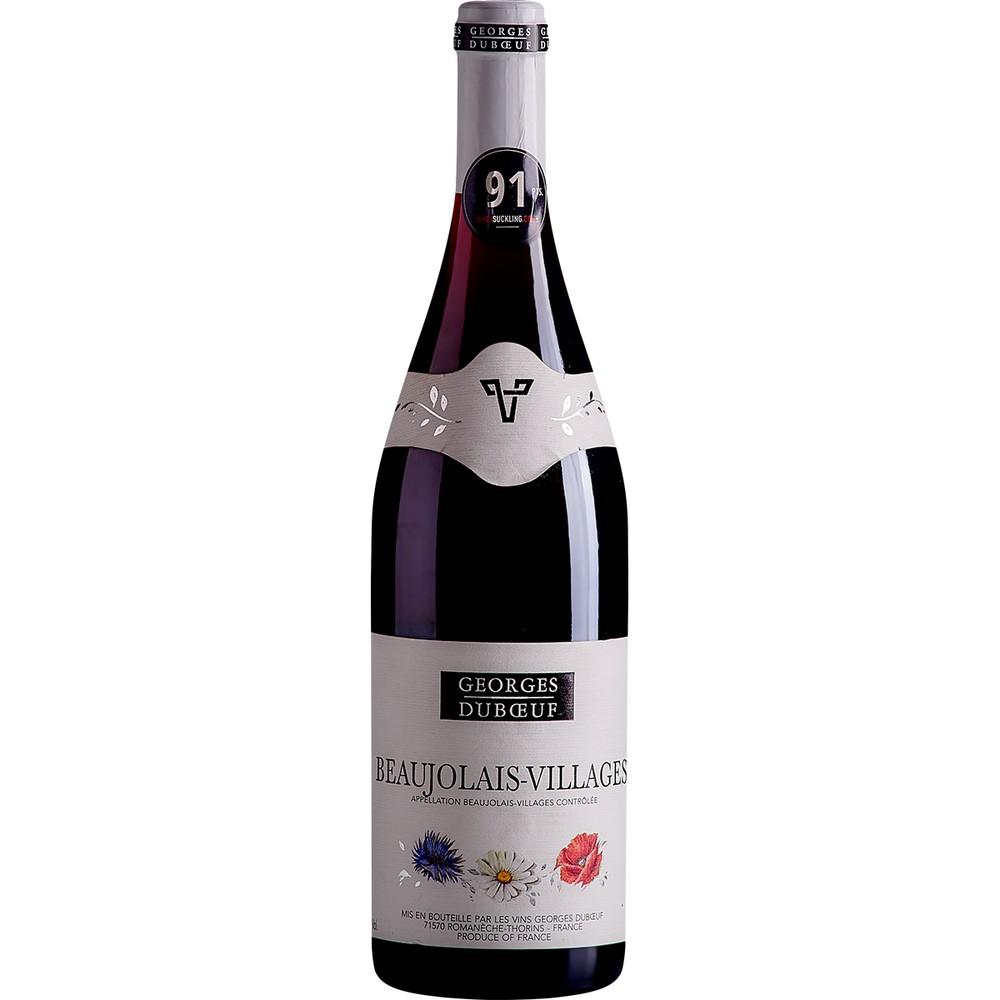Vinho Tinto Georges Duboeuf Beaujolais Villages 750ml