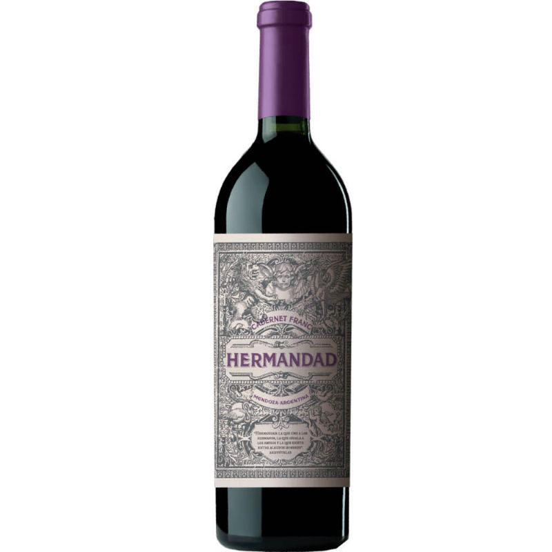 Vinho Tinto Hermandad Cabernet Franc 750ml