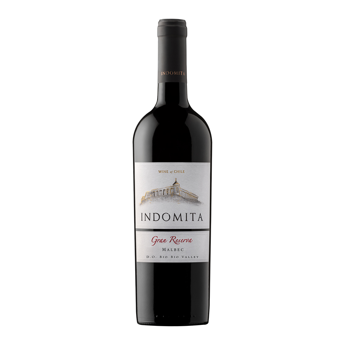 Vinho Tinto Indomita Gran Reserva Malbec 750ml