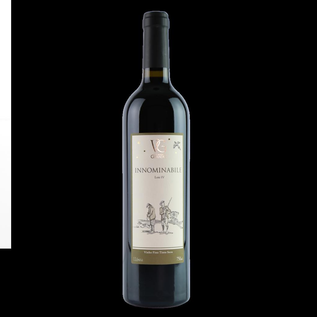 Vinho Tinto Innominabile Lote VIII 750ml