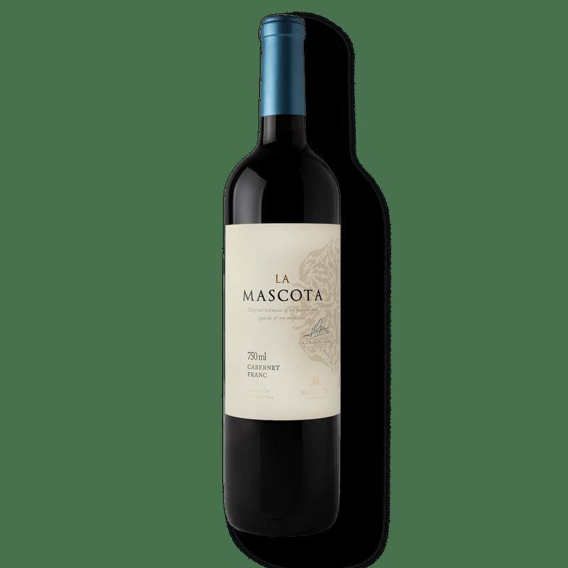 Vinho Tinto La Mascota Cabernet Franc 750ml