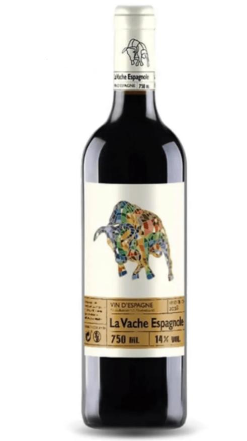 Vinho Tinto La Vache Espagnole 750ml